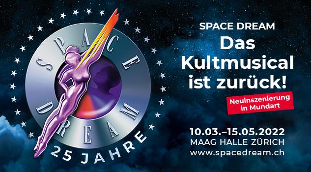 Space Dream - 25 Jahre Jubiläum