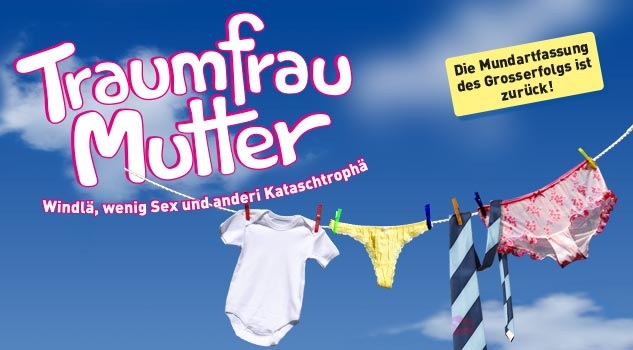 Traumfrau Mutter 2021