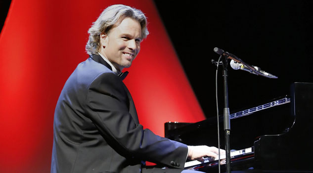 Piano Jazz auf zwei Flügeln