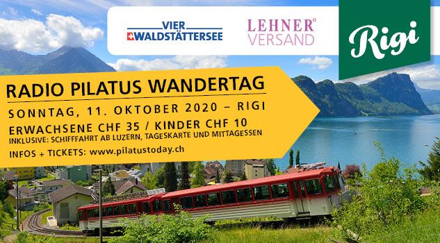Radio Pilatus Wandertag 2020