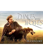 «Dances with Wolves» – in Concert